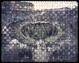 Colosseum, Rome. Italy (Textus #055-1)