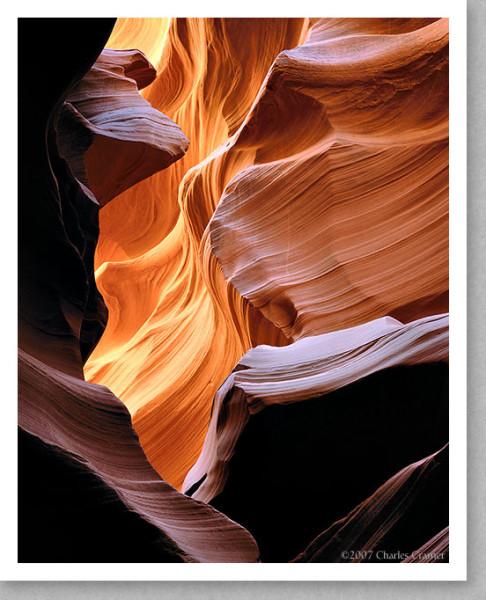 Waves, Lower Antelope Canyon, AZ