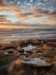 La Jolla Tide Pools and Sunset