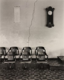 Jury Chairs, Warren County Courthouse, MO