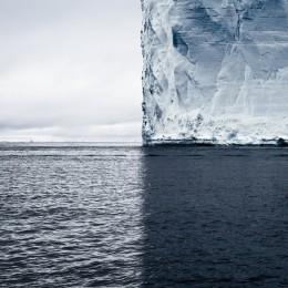 Mercator's Projection, Antarctica (Sold)