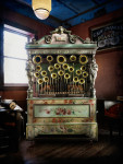Gasparini Street Organ