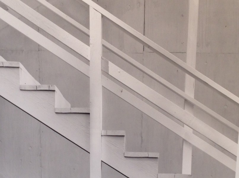 Stairway, Wawona