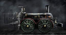 The Rocket Train