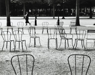 Chairs, Paris