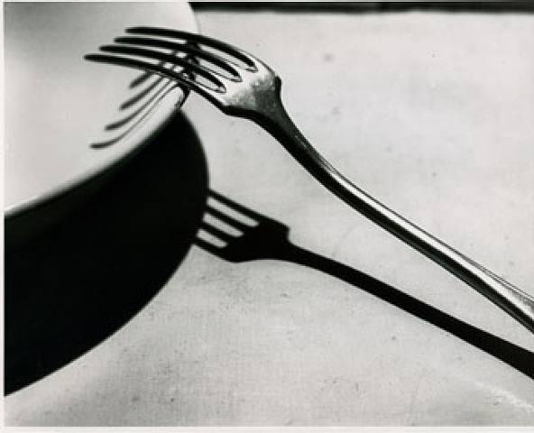 Fork By Andre Kertesz Susan Spiritus Gallery