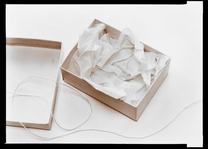 White Box: Olivia Parker