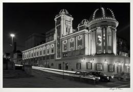 Alhambra Theatre, Bradford, Yorkshire, UK