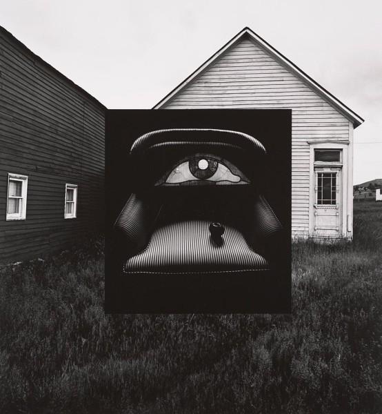 Eye Chair: Jerry N. Uelsmann