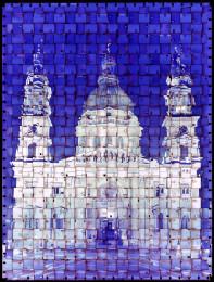 St. Istvan-Bazilika, Budapest, Hungary (Textus #170-1)