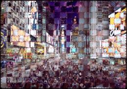 Times Square, NY (Textus #216)