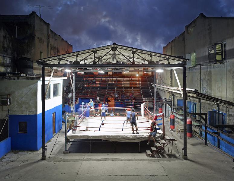 Gimnasio de Boxeo, Havana