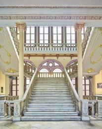 Ballet School Stairs, Old Havana