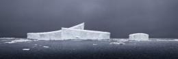 Mid-Day Grey, Antarctica