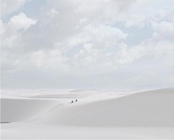 Desert Walk (Resting), Lençôís, Maranhenses