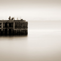 Crissy Field Fishing Pier, CA (A)