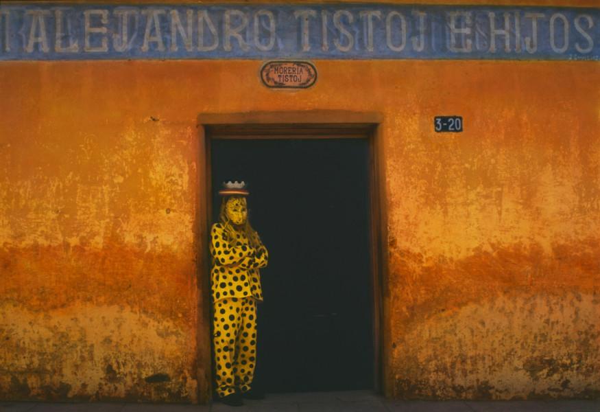 El Tigre,  San Cristobal, Guatemala