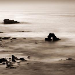 Arch Rock at Dawn, Newport Beach (A)