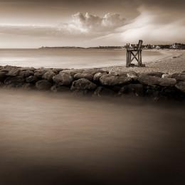 Falmouth Jetty, Cape Cod (A)