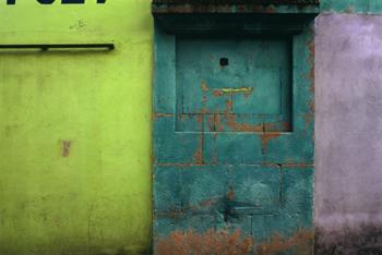 Pintura Aspada, Guatemala