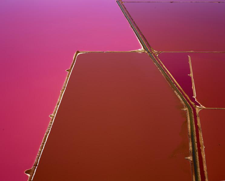 Pink Pools, Hut Lagoon, Western Australia