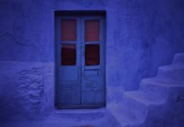 Blue Steps, Kalymnos, Greece