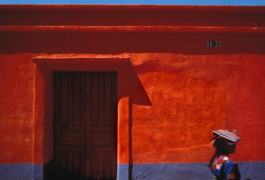 Casa Flamante, Momostenango, Guatemala