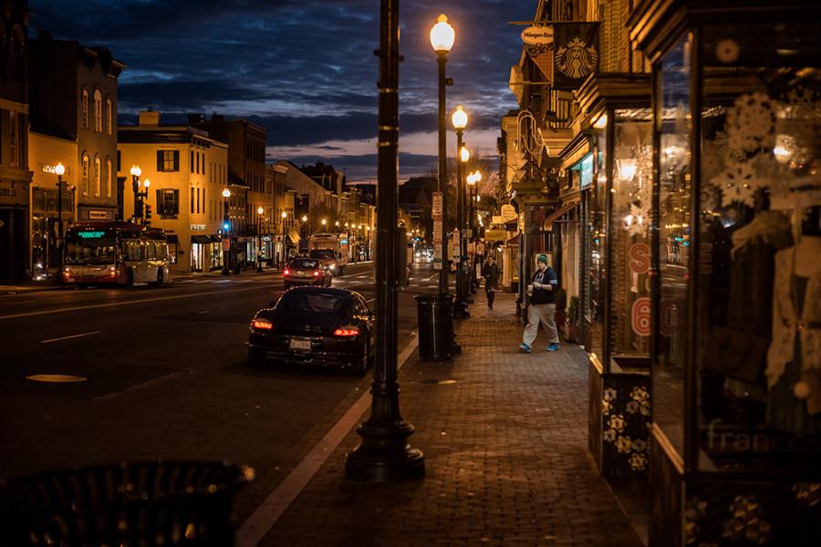 First Light, Georgetown