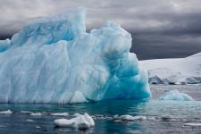 Blue Iceberg, Cierva Cove, Antarctica