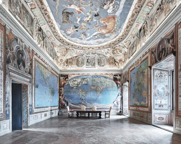 Map Room, Caprarola