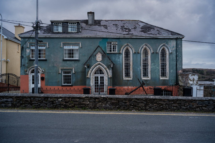 Green House in Clifden