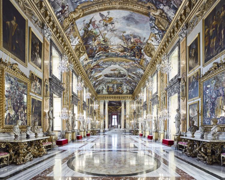 Galleria, Palazzo Colonna, Rome, Italy