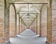 Galleria degli Antichi, Sabbioneta MN, Italy