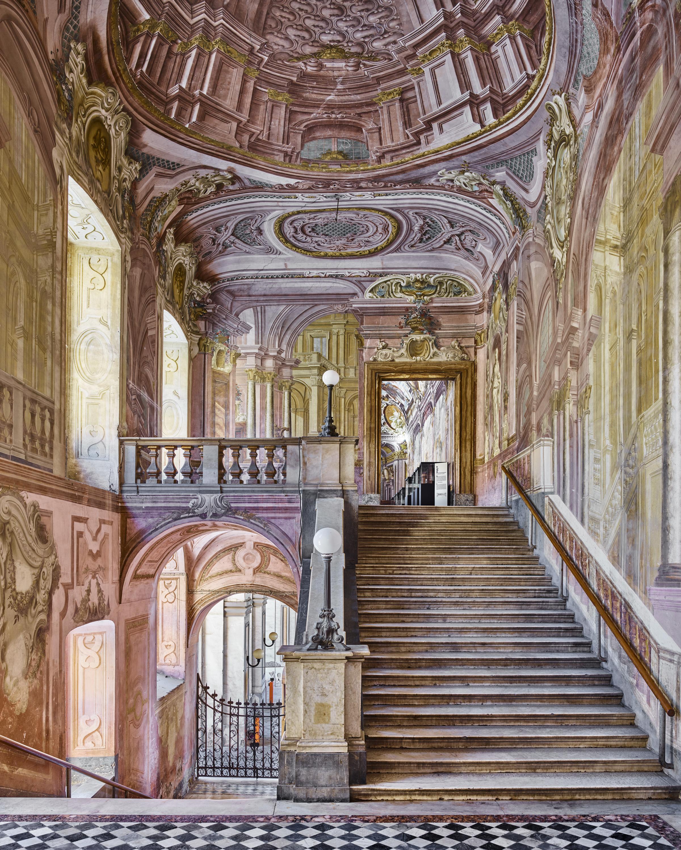 Trompe-l\'oeil Napoli, Italy by David Burdeny | Susan Spiritus Gallery