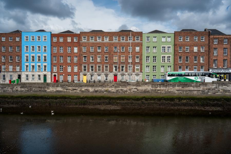 Liffy River, Dublin