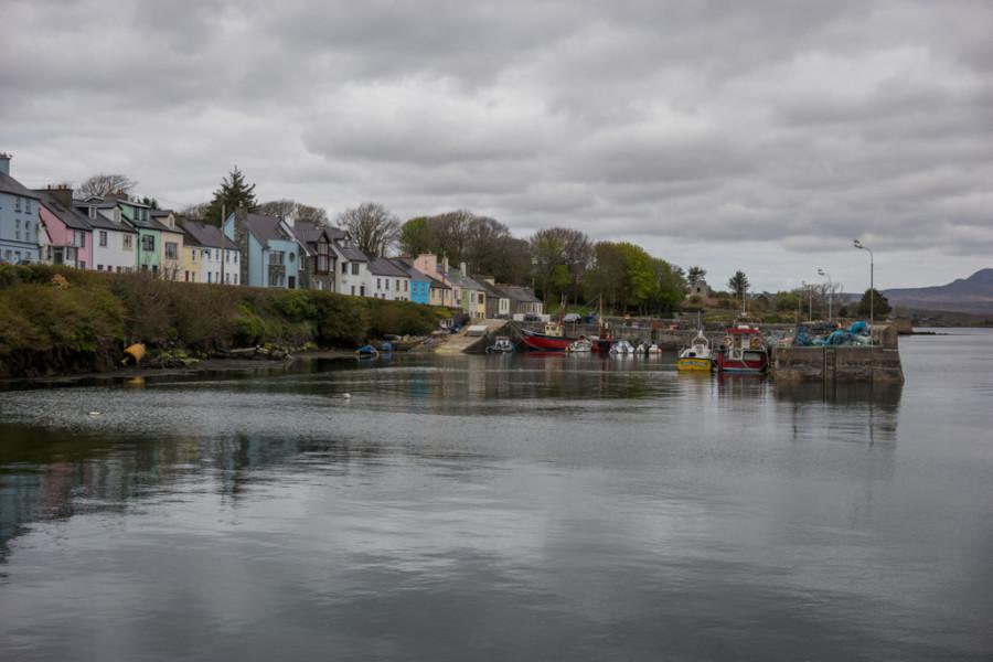 Harbour, Roundstone