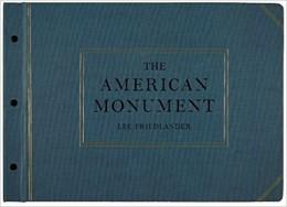 The American Monument: Lee Friedlander