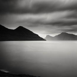 St. Brendens Fjord, Faroe Island