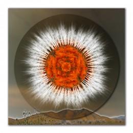 Safeguarding Poppies Mandala – 2
