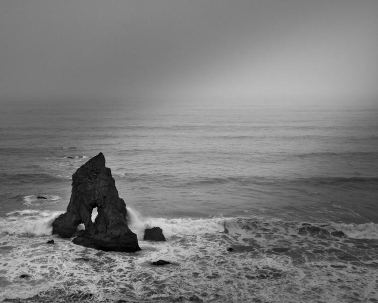 Open Sea Portal, Mendocino Coast
