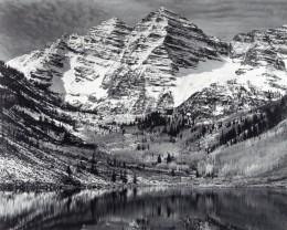 Maroon Bells near Aspen, Colorado (No Longer Available)