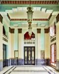 Art Deco Lobby, Havana, Cuba