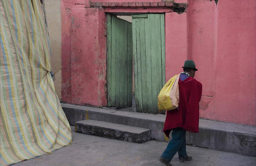 After Market Day, Saquisili