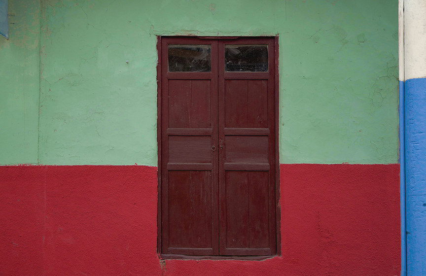 Geometry of Color, Saraguro
