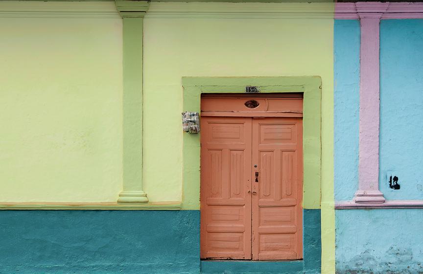 Orange Door, Latacunga