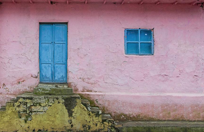 Pink Wall, Guamote