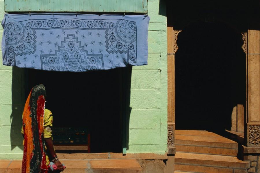 Bangles Shop, Nagaur, Rasthan, India
