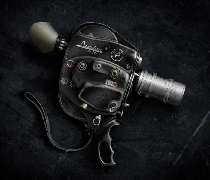 Beaulieu Movie Camera