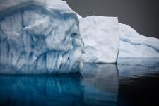 Bergy Bits in Errera Channel, Antarctic Peninsula (A)