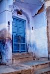 Blue Door, Violet Wall